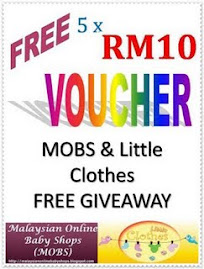 """MOBS & Little Clothes Contest Giveaway""-menang"