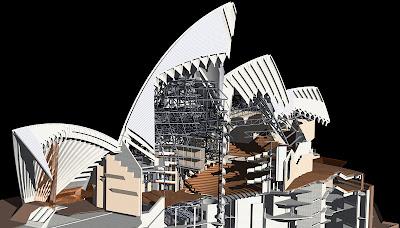 My Architectural Moleskine 174 Sydney Opera House