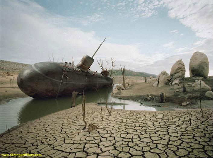 Cakra 401 SubMarine Lost of Submarine