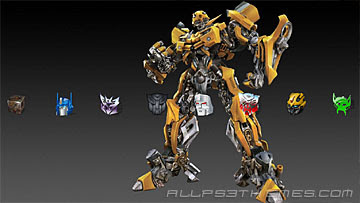 Transformers PS3 theme ~ Ps3 themes free downloads