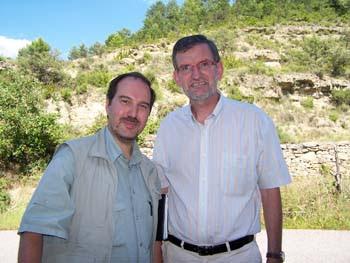 García y Adell: Pablo Villarrubia, colaborador de Cuarto Milenio, en ...