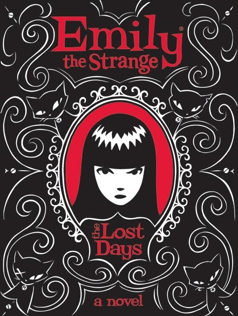 Teenage Fiction for All Ages: Read Emily the Strange: The