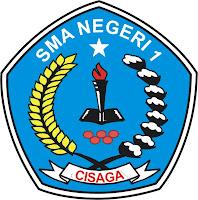 logo sma negeri 1 csaga, kabupaten ciamis