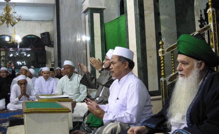 Kunjungan Syeikh Hisyam Kabbani Desember 2010 (1)
