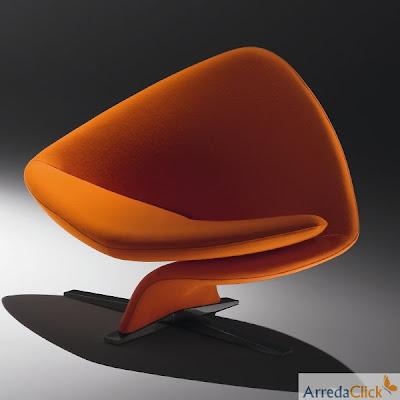 arredaclick italienisches designm bel blog schaukelsessel drehsessel designsessel sessel. Black Bedroom Furniture Sets. Home Design Ideas