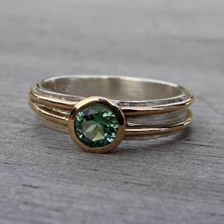 afghan tourmaline ring