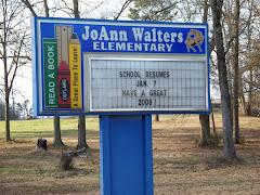 JO ANN WALTERS ELEMENTARY SCHOOL