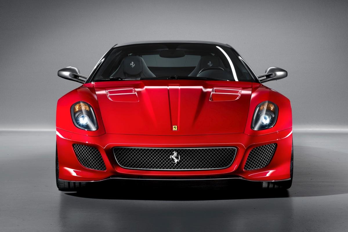 Hybrid Cars Gallery 2011 Ferrari 599 Gto Sport Car