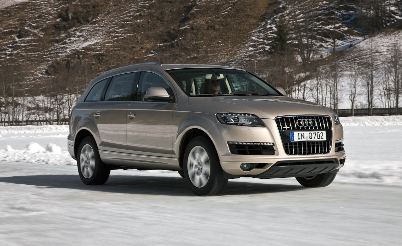 Super Car Blog 2011 Audi Q7 Car Gallery