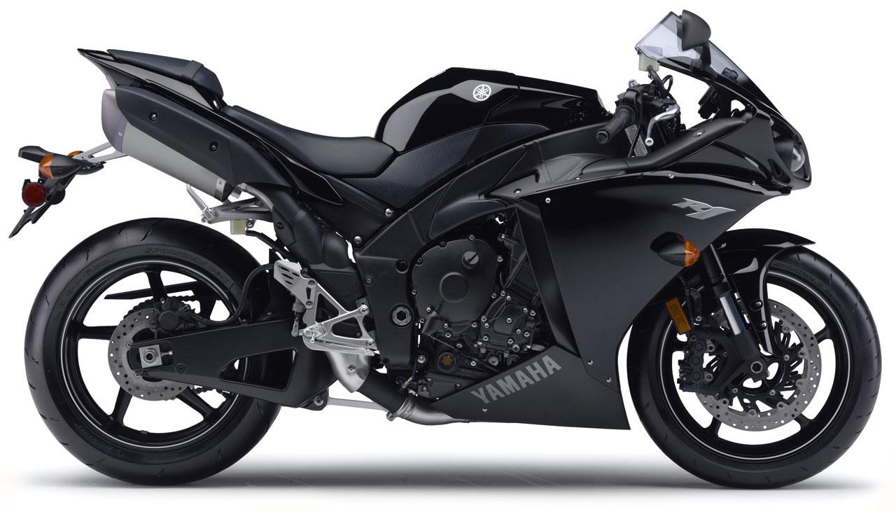 2010 Yamaha YZF R1 Black Color