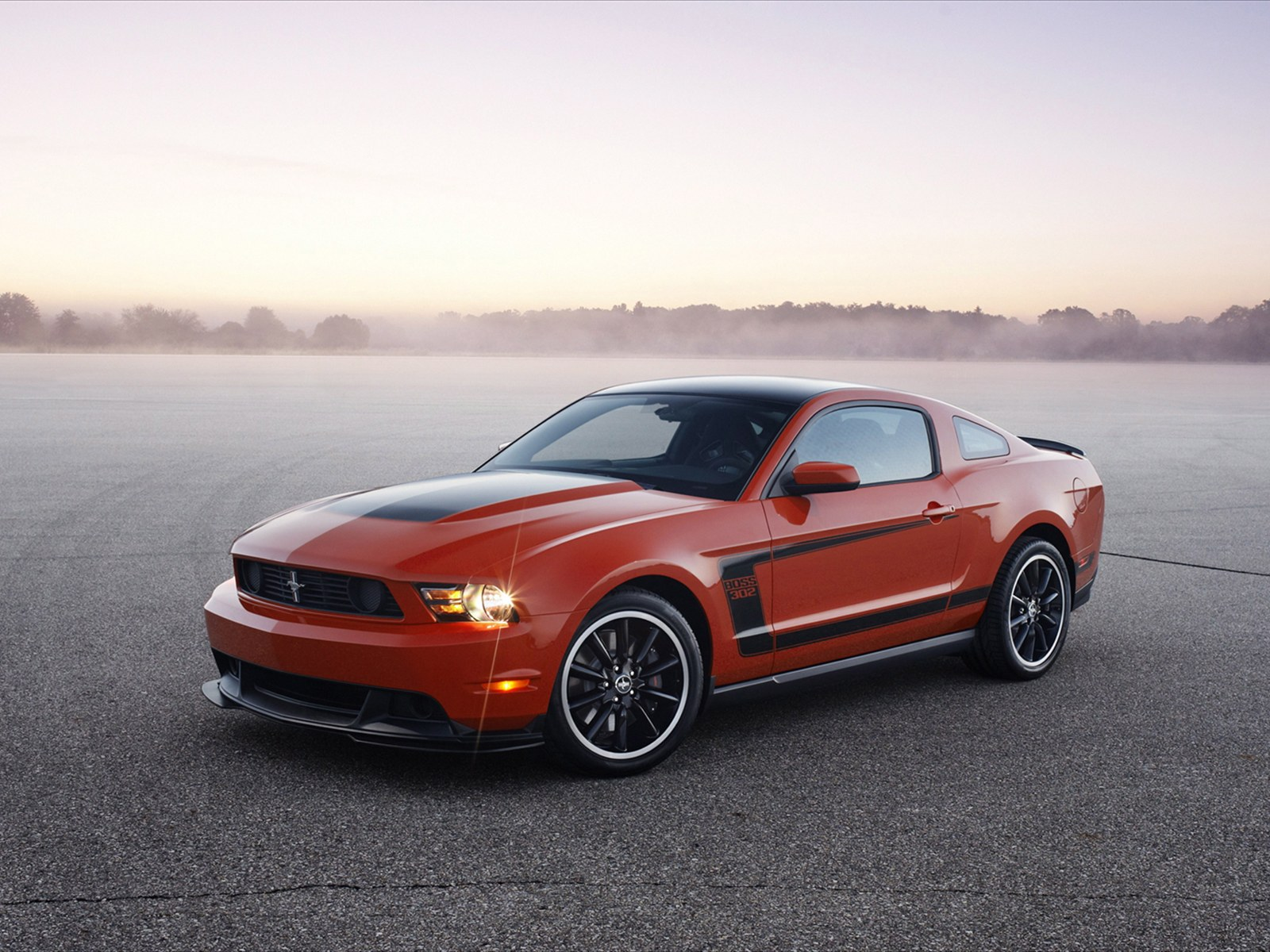 2012 Ford Mustang Boss 302 Pictures-Car Blog