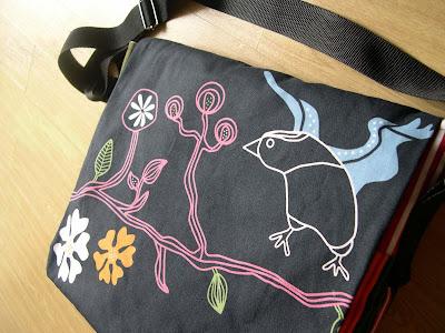   yoonie-at-home  : My Laptop Bag : Ikea Fabrics