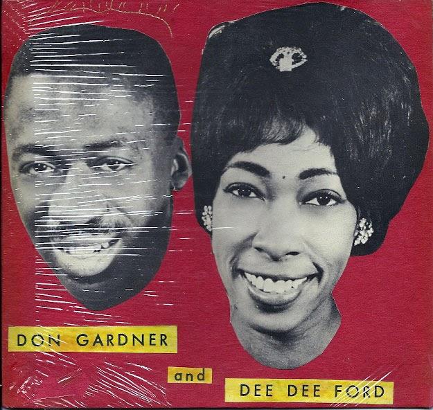 Vintage Vinyl Don Gardner And Dee Dee Ford