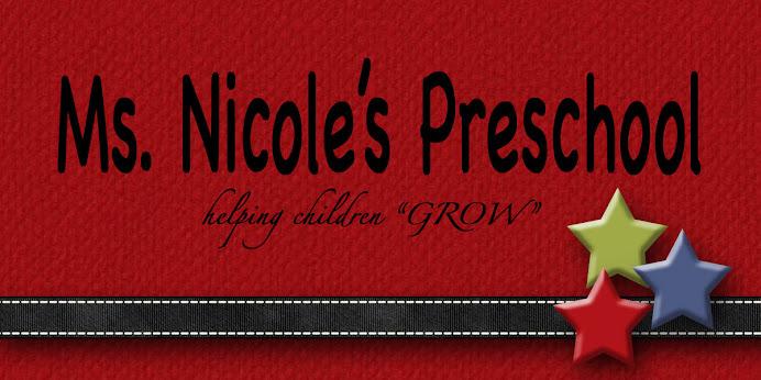 Ms. Nicole's Preschool