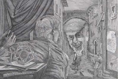 Artistas escondidos en estas ilusiones opticas