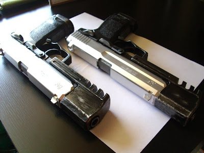 pistolet lara croft