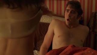 Naked girl getting tazed