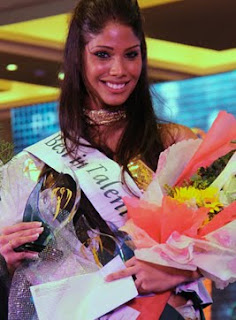 Miss Earth India 2010 Nicole Faria