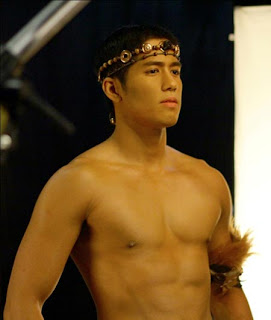 Aljur Abrenica Machete photo