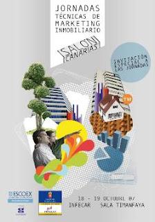 """Jornadas de Marketing Inmobiliario """"Salón Canarias"""""""