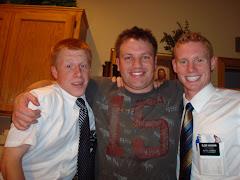 Elder Fizz,me and Huseman