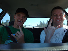 Driving to McCall