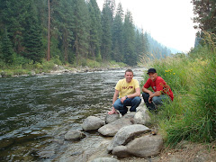 Craig and I in McCall