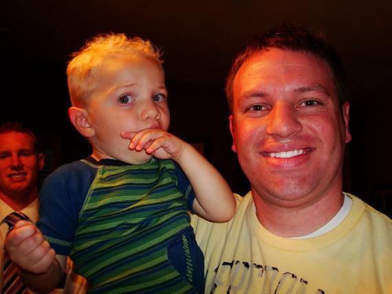 Keaton and I