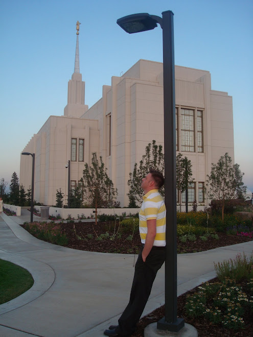 The Twin Falls Temple