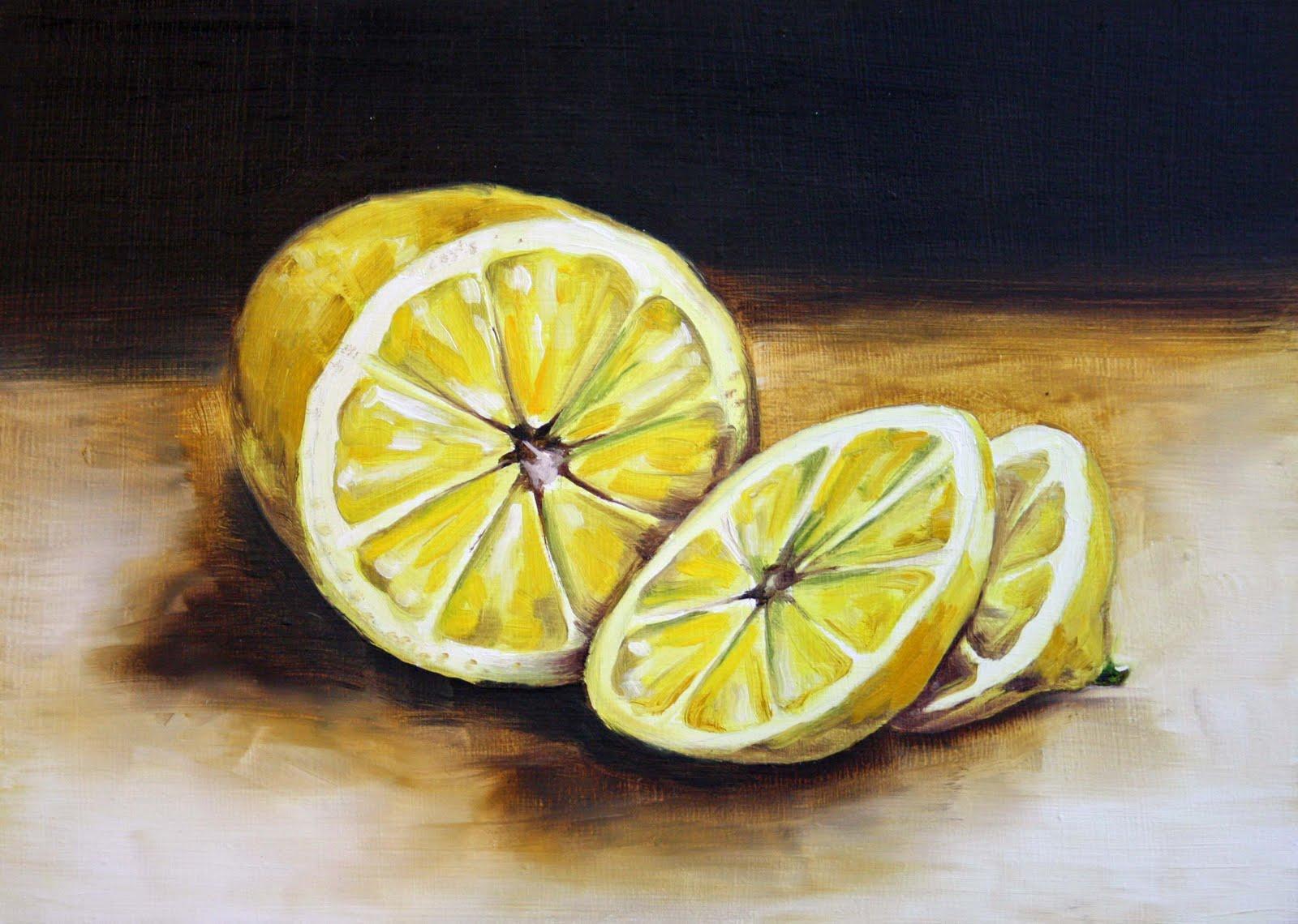Steinbring Fine Art Lemon Slice