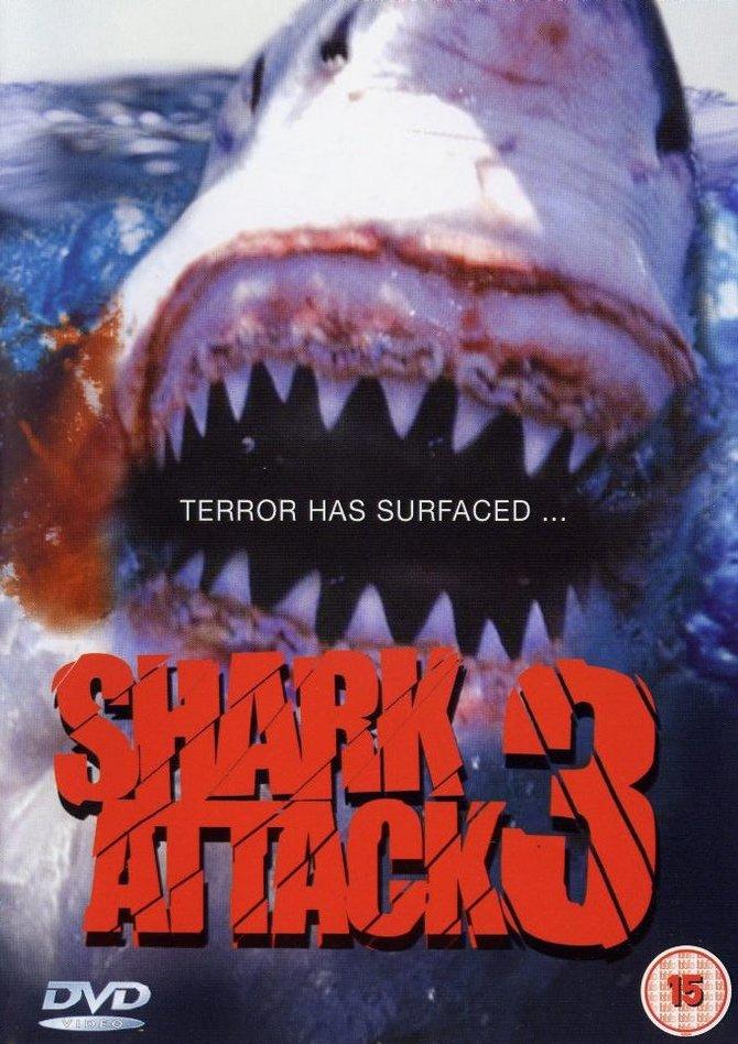 Shark attack 3 megalodon 10