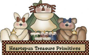 Heartspun Treasure Primitives
