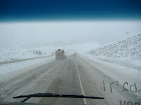 Winter Driving in Montana
