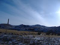 Anaconda Smelter Tower