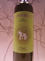 Odysseus 2006, Viñedos de Ithaca
