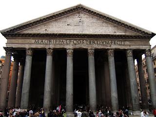 El Panteón, Roma (Italia)