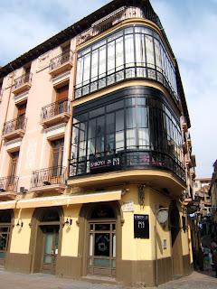 Restaurante Saboya, Tarazona (Zaragoza)