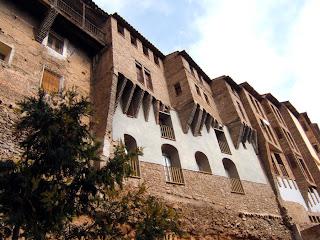 Casas Colgantes de la judería de Tarazona