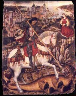 Leyenda de Sant Jordi