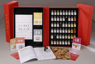 El Gran Libro-Objeto de Le Nez du Vin