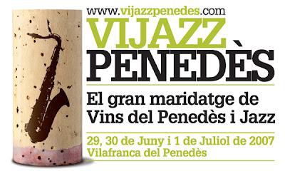Vijazzpenedès - 1er Festival de vi i jazz del Penedès