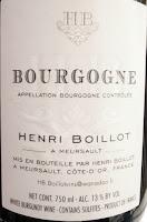 Henri Boillot 2004 Appellation Bourgogne Contrôlée