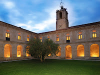 Monasterio de San Clodio, actualmente convertido en hotel