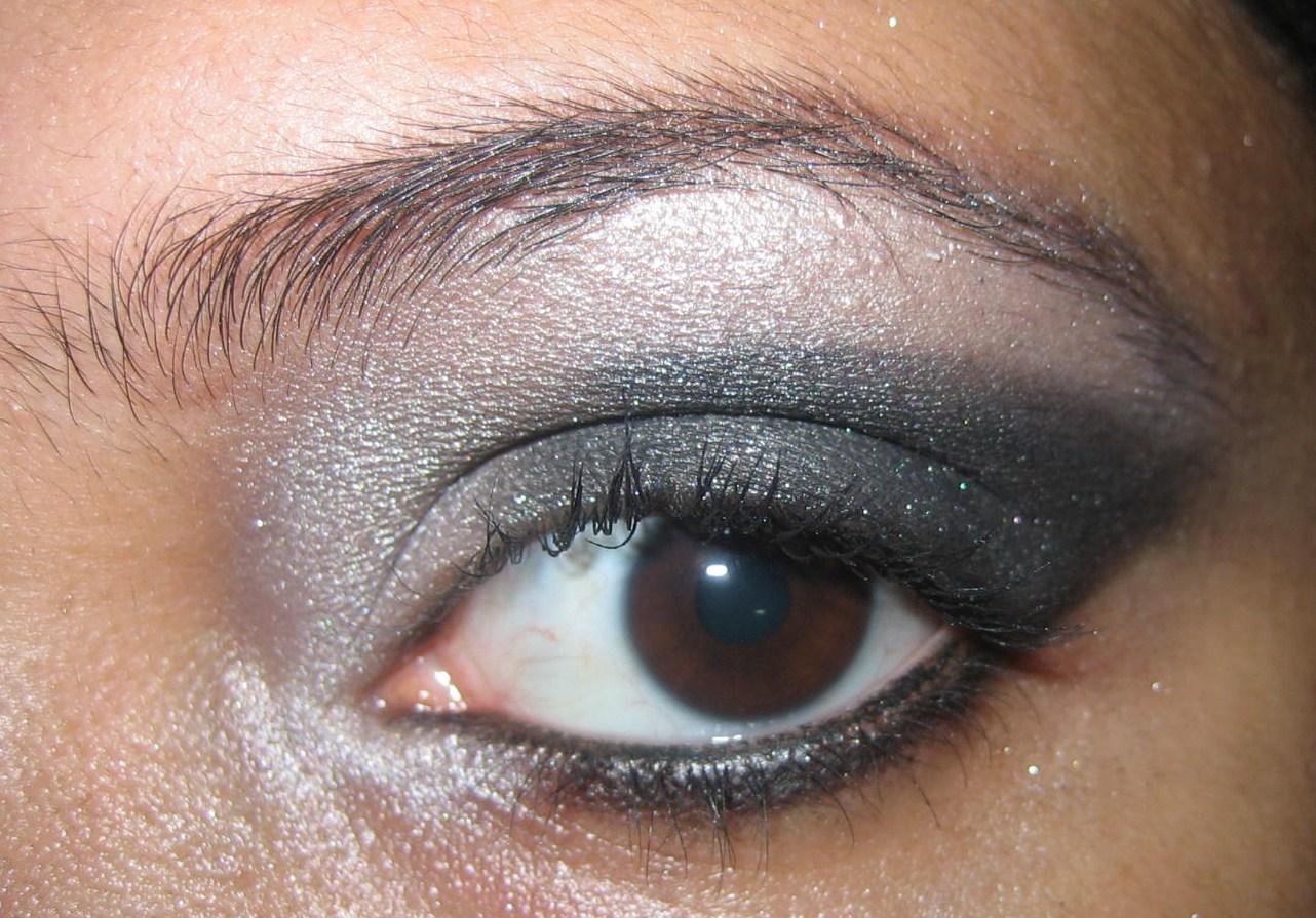 Maquillaje Y Belleza Smokey Look Ideal Para Fiestas De Noche