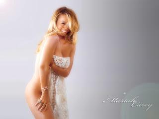 Mariah Carey Completely Nude 87