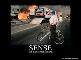 Sense: this picture makes none