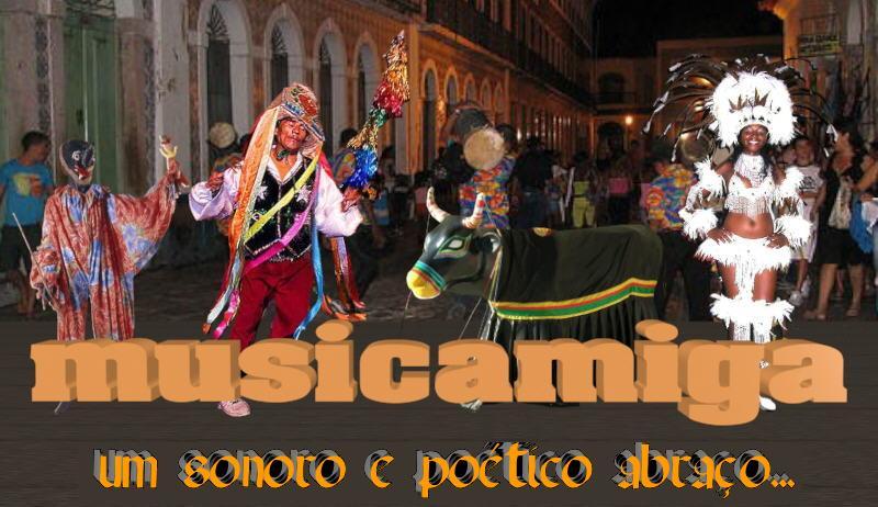 MúsicAmiga - A Música do Maranhão