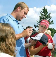 Ben Roethlisberger and Natalie Gulbis