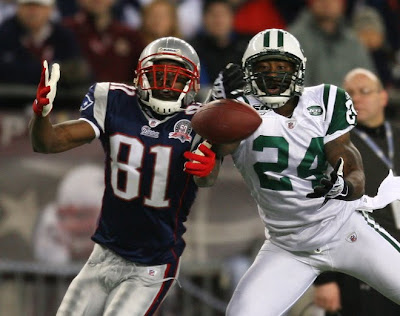 Randy Moss vs Darrelle Revis