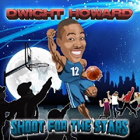Dwight Howard's album cover